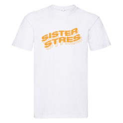 Sisterstres-narancasta-majica