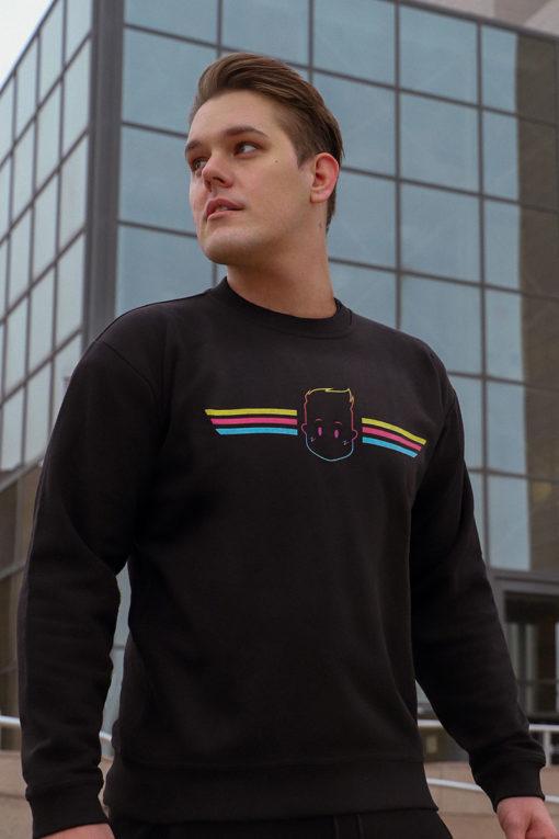 Lines & Colors Sweatshirt