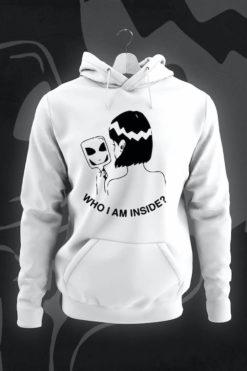 Who I am inside hoodie
