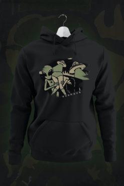 Xxshock alien hoodie