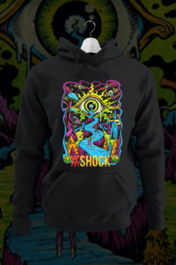Xxshock eye hoodie