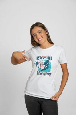 Ženska majica - dizajniraj sam
